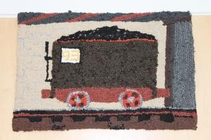 A coal truck