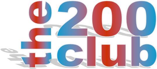 200 club logo